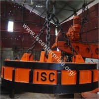 Heavy Duty Circular Lifting Electromagnet