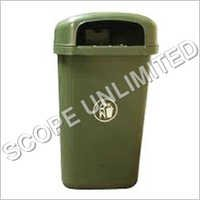 Dino/pole Mounted Hanging Dustbin