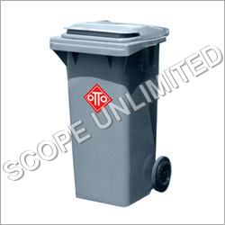 Mobile Garbage Dustbin 240 litre