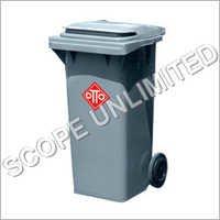 Mobile Garbage Dustbin 240 litre