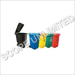 Wheeled Storage Dustbin