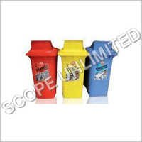 120l Plastic Recycle Trash Bin