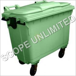 Wheeled Waste Dustbin