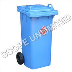 Wheelie Plastic Bin