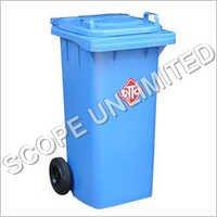 Wheelie Plastic Dustbin 60 L,80 L , 120 L , 240 L