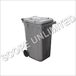 2 Wheel Mobile Waste Containers