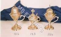 brass metal dhoopdan