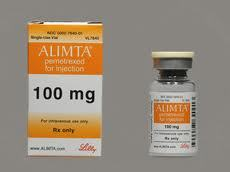 Alimta 100 mg Injection