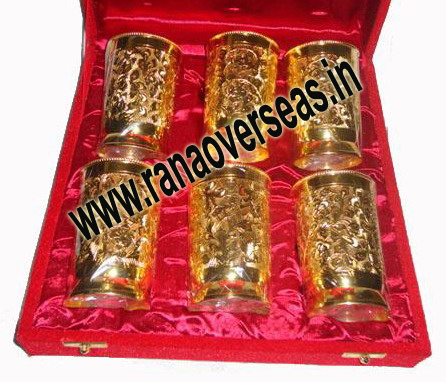 Gold Plated 24K Sets