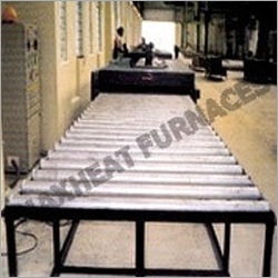 Preheating Coating Curing Unit For Granites Marbles