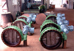 High Pressure Fabricated Butterfly Valves (View 2)
