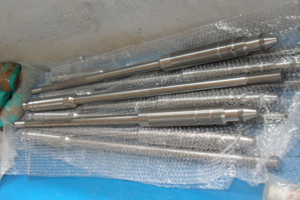 High Pressure Safety valve spindles (View 2)