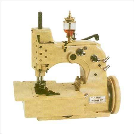 Flat Bed HDPE Bag Sewing Machine