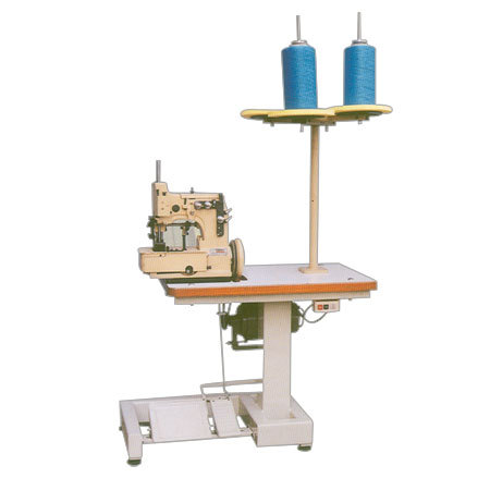 Chain Stitch Big Bag Sewing Machine with Pneumatic Pressure Foot
