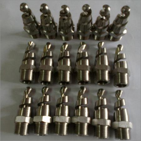 Spiral Nozzle Steel
