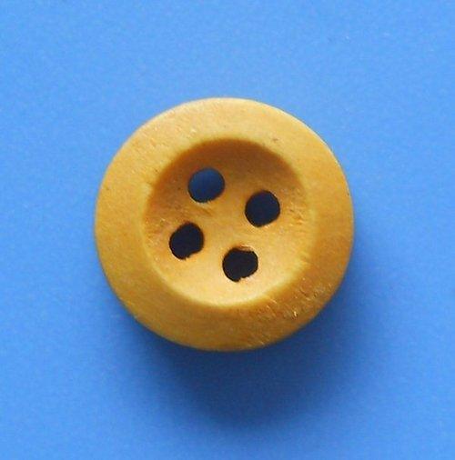 Wooden Buttons with 4 Hole