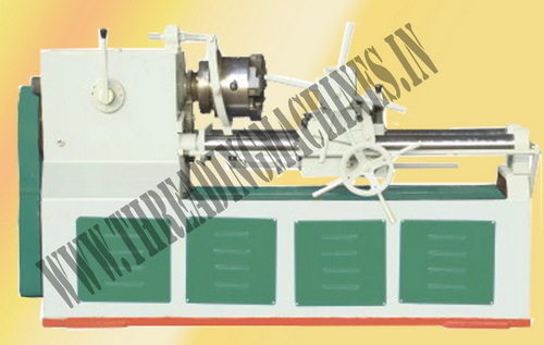 Industrial Pipe Threading Machine