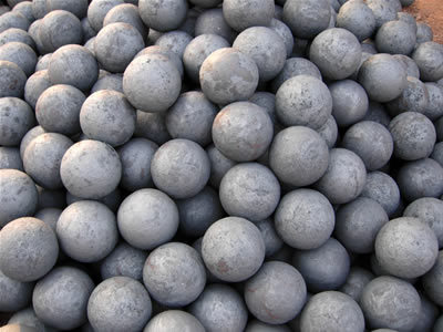Casting Steel Balls