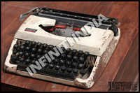 Vintage Antique Typewriter