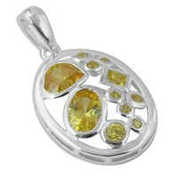 Citrine Gemstone Jewellery