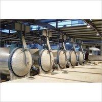 AAC Blocks Manufacturing Line