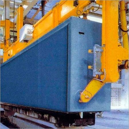 AAC Blocks Manufacturing Machine