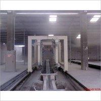 AAC Blocks Production Machine