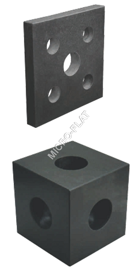 GRANITE 6-FACE MASTER SQUARE (CUBE)