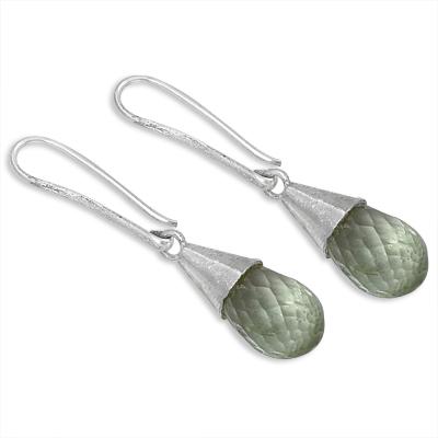 Green Amethyst Gemstone Jewellery