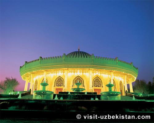 Tashkent Tour - 4 Nights & 5 Days