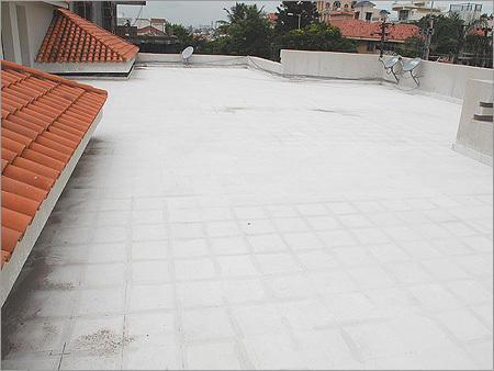 Thermatek Heat Resistant Terrace Tiles