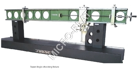 Taper Angle Checking Fixture