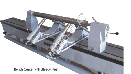 Bench Center With Steady Rest