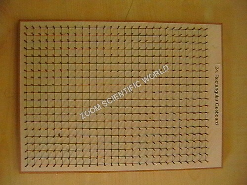 Geo-board (rectangular)