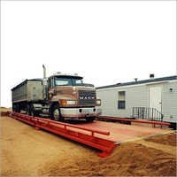 ELECTRONIC MODULAR WEIGHBRIDGES