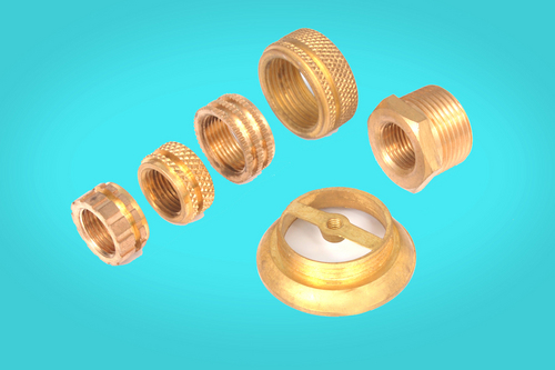 Brass Threaded Reducing Bush