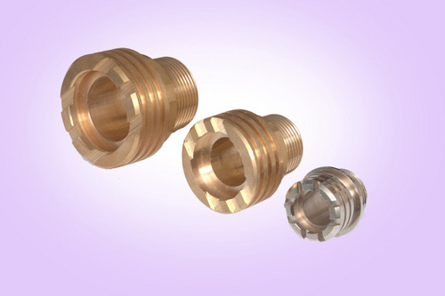 Brass PPR Moulding Fittings
