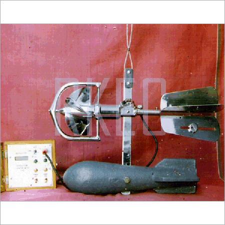 Propeller Type Water Current Meter