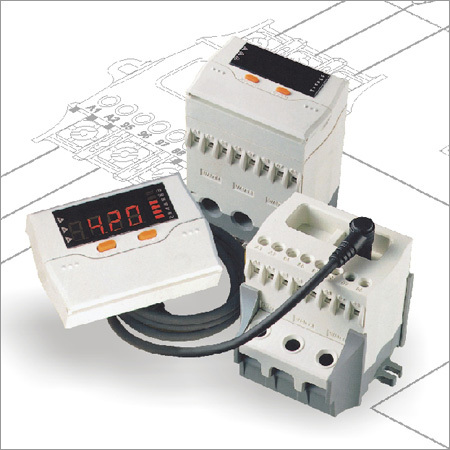 Electronic Motor Protection Relay