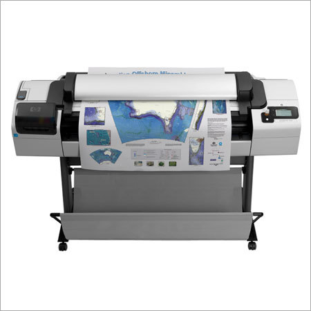 Hp Plotter (Designjet T2300)
