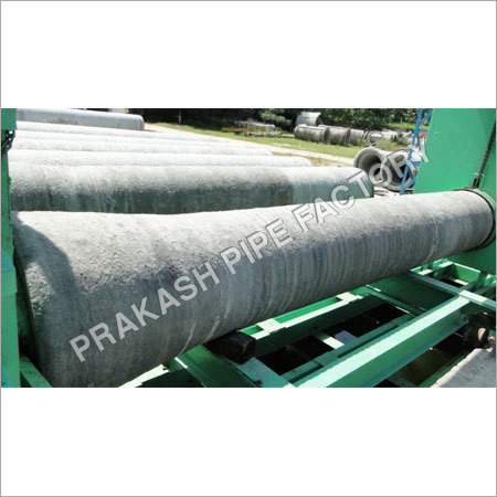 Prestressed Concrete Pipes