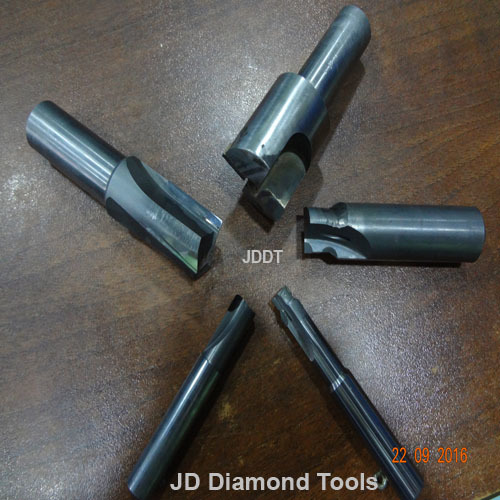 Pcd End Mills