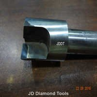 PCD Facing Boring Tool