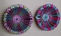 Round Shape Decorative Diya