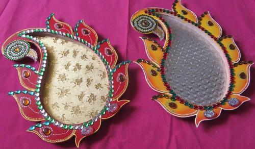 Swan Shape Decorative Tray