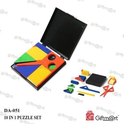Puzzle Stationery Set