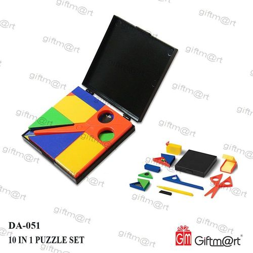 Puzzle stationery Set