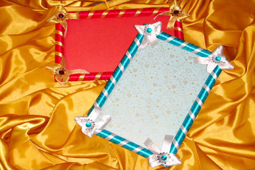 Decorative Tray for Weddings
