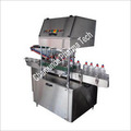Linear Capping Machines For Liquid Bottels