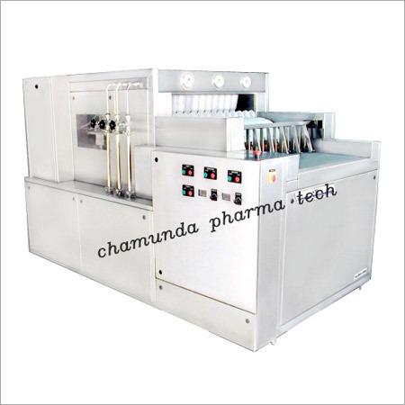Linear Bottle Washing Machine